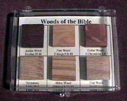 Woods Of The Bible Ibss Gift Shop